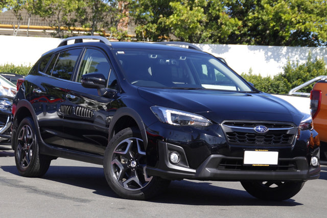 Used Subaru XV G5X MY18 2.0i-S Lineartronic AWD Mount Gravatt, 2018 Subaru XV G5X MY18 2.0i-S Lineartronic AWD Quartz Blue 7 Speed Constant Variable Wagon