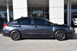 2018 Subaru WRX V1 MY19 Premium AWD Grey 6 Speed Manual Sedan.