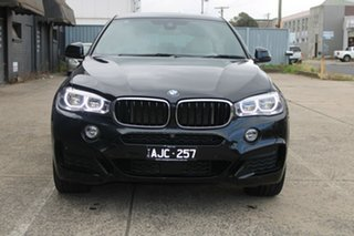 2016 BMW X6 F16 MY16 xDrive30d 8 Speed Automatic Coupe.