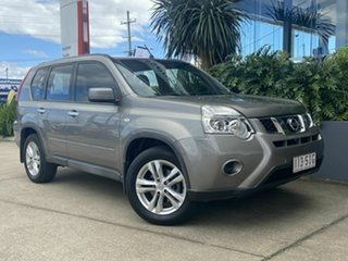 2012 Nissan X-Trail ST Grey 5 Speed Automatic Wagon.