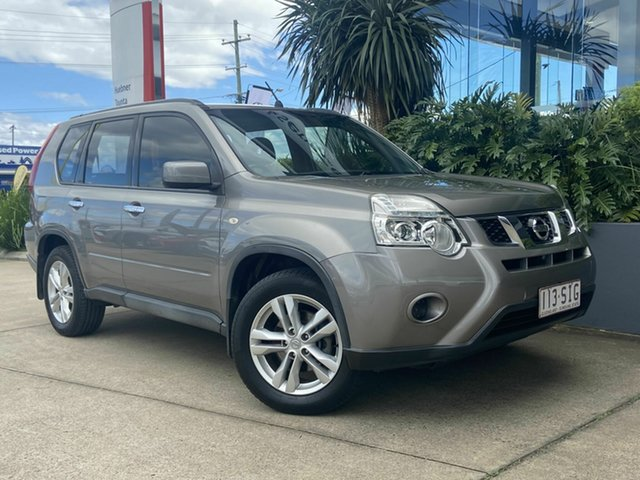 Used Nissan X-Trail ST Beaudesert, 2012 Nissan X-Trail ST Grey 5 Speed Automatic Wagon