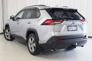 2019 Toyota RAV4 Axah54R GXL eFour Silver 6 Speed Constant Variable Wagon Hybrid.