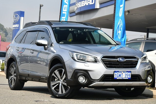 Used Subaru Outback B6A MY18 2.0D CVT AWD Premium Melville, 2018 Subaru Outback B6A MY18 2.0D CVT AWD Premium Ice Silver 7 Speed Constant Variable Wagon