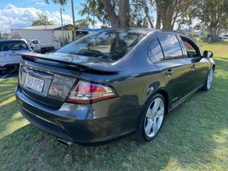 2010 Ford Falcon FG XR6 Grey 6 Speed Sports Automatic Sedan.