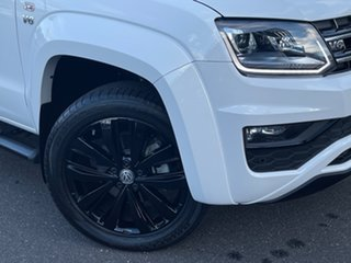 2020 Volkswagen Amarok 2H MY20 TDI580SE 4MOTION Perm White 8 Speed Automatic Utility