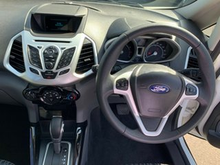 2015 Ford Ecosport BK Trend PwrShift White 6 Speed Sports Automatic Dual Clutch Wagon