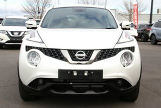 2019 Nissan Juke F15 MY18 Ti-S X-tronic AWD White 1 Speed Constant Variable Hatchback