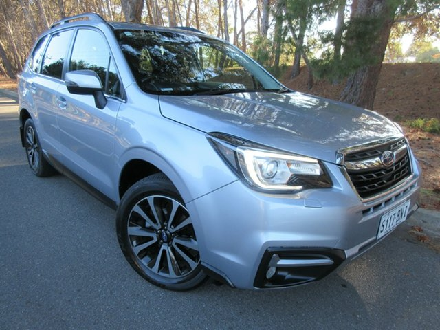Used Subaru Forester S4 MY17 2.5i-S CVT AWD Reynella, 2016 Subaru Forester S4 MY17 2.5i-S CVT AWD Silver 6 Speed Constant Variable Wagon