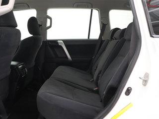 2015 Toyota Landcruiser Prado GDJ150R MY16 GX (4x4) White 6 Speed Manual Wagon