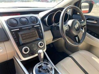 2008 Mazda CX-7 ER Luxury (4x4) Black 6 Speed Auto Activematic Wagon