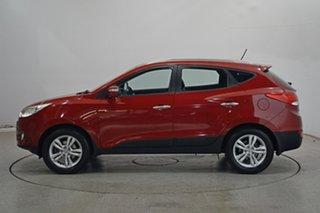 2013 Hyundai ix35 LM2 SE Red 6 Speed Sports Automatic Wagon.