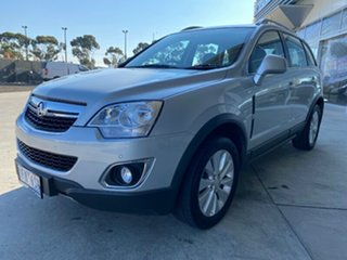2015 Holden Captiva CG MY15 5 LT Silver 6 Speed Sports Automatic Wagon