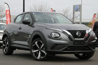 2020 Nissan Juke F16 ST-L DCT 2WD Grey 7 Speed Sports Automatic Dual Clutch Hatchback.