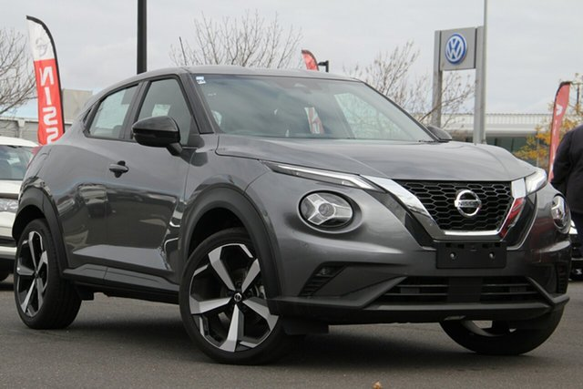 Used Nissan Juke F16 ST-L DCT 2WD Essendon Fields, 2020 Nissan Juke F16 ST-L DCT 2WD Grey 7 Speed Sports Automatic Dual Clutch Hatchback