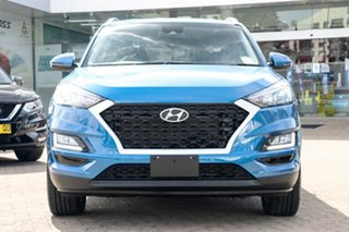 2019 Hyundai Tucson TL4 MY20 Active X (2WD) Beige INT Aqua Blue 6 Speed Automatic Wagon
