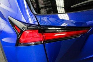 2018 Lexus NX300H AYZ15R MY17 Facelift F-Sport Hybrid (AWD) 6 Speed CVT Auto Sequential Wagon
