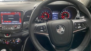2017 Holden Ute VF II SS Grey 6 Speed Automatic Utility