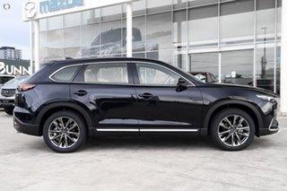 2020 Mazda CX-9 TC Azami SKYACTIV-Drive i-ACTIV AWD Black 6 Speed Sports Automatic Wagon