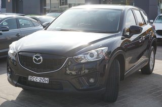 2012 Mazda CX-5 KE1021 Maxx SKYACTIV-Drive AWD Sport Black 6 Speed Sports Automatic Wagon