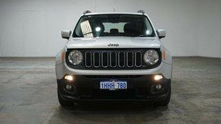 2015 Jeep Renegade BU MY16 Longitude DDCT Grey 6 Speed Sports Automatic Dual Clutch Hatchback