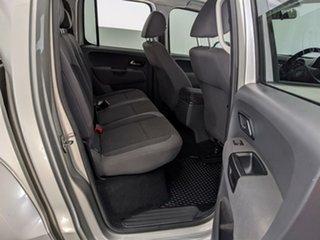 2014 Volkswagen Amarok 2H MY15 TDI400 4Mot Highline Beige 6 Speed Manual Utility
