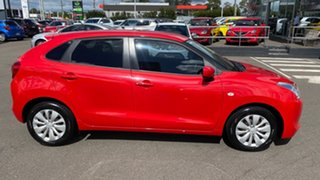 2017 Suzuki Baleno EW GL Red 4 Speed Automatic Hatchback.