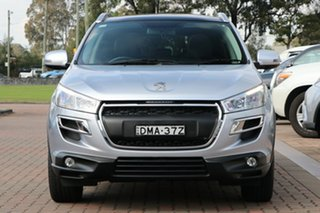 2016 Peugeot 4008 MY17 Active 2WD Grey 6 Speed Constant Variable SUV