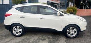 2012 Hyundai ix35 LM MY12 Elite AWD White 6 Speed Sports Automatic Wagon.