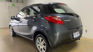 2012 Mazda 2 DE MY12 Neo Grey 5 Speed Manual Hatchback