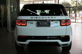 2020 Land Rover Discovery Sport L550 20.5MY R-Dynamic S White 9 Speed Sports Automatic Wagon