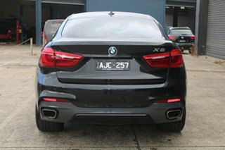2016 BMW X6 F16 MY16 xDrive30d 8 Speed Automatic Coupe