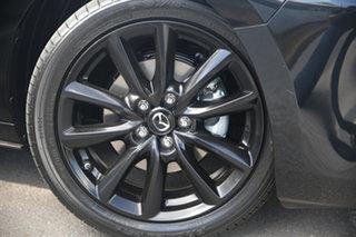 2021 Mazda 3 BP2HL6 G25 SKYACTIV-MT Astina Jet Black 6 Speed Manual Hatchback.