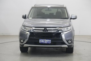 2016 Mitsubishi Outlander ZK MY16 LS 2WD Titanium 6 Speed Constant Variable Wagon.