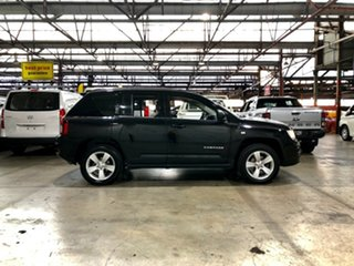 2011 Jeep Compass MK MY12 Sport Black 5 Speed Manual Wagon