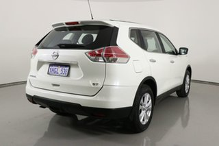 2016 Nissan X-Trail T32 ST 7 Seat (FWD) White Continuous Variable Wagon
