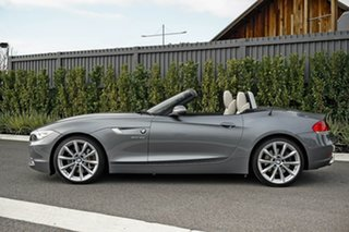 2009 BMW Z4 E89 sDrive35i D-CT Silver 7 Speed Sports Automatic Dual Clutch Roadster.