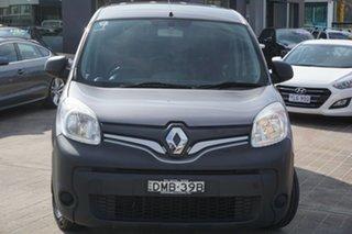 2016 Renault Kangoo F61 Phase II SWB EDC Grey 6 Speed Sports Automatic Dual Clutch Van.