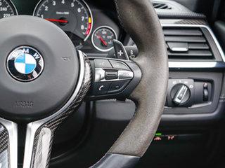 2016 BMW M3 F80 LCI Black 7 Speed Auto Dual Clutch Sedan