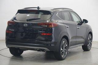 2020 Hyundai Tucson TL3 MY20 Highlander D-CT AWD Black 7 Speed Sports Automatic Dual Clutch Wagon
