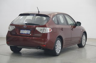 2011 Subaru Impreza G4 MY12 2.0i Lineartronic AWD Red 6 Speed Constant Variable Sedan