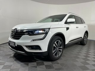2018 Renault Koleos HZG Initiale X-tronic White 1 Speed Constant Variable Wagon