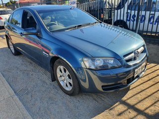 2009 Holden Commodore VE MY09.5 Omega Blue 4 Speed Automatic Sedan.