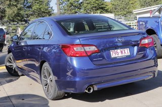 2016 Subaru Liberty B6 MY16 2.5i CVT AWD Blue 6 Speed Constant Variable Sedan