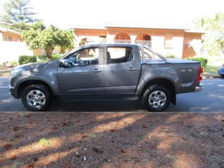 2015 Holden Colorado RG MY15 LTZ Crew Cab Grey 6 Speed Manual Utility