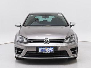 2016 Volkswagen Golf AU MY16 R Grey 6 Speed Direct Shift Hatchback.