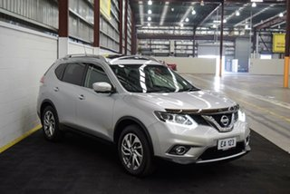 2014 Nissan X-Trail T32 TL X-tronic 2WD Silver 7 Speed Constant Variable Wagon