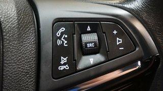 2016 Holden Commodore VF II MY16 SS Black Slipstream Blue 6 Speed Manual Sedan