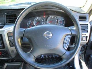 2016 Nissan Patrol GU Series 10 ST (4x4) 5 Speed Manual Wagon