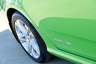 2008 Ford Falcon FG XR6 Green 5 Speed Automatic Sedan.