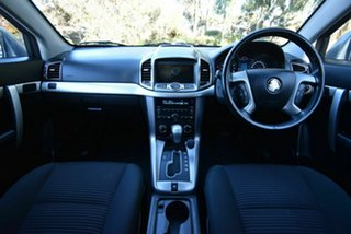 2013 Holden Captiva CG MY14 7 LS Grey 6 Speed Sports Automatic Wagon